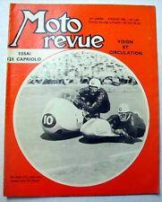 MOTO REVUE N° 1499 -   JUILLET 1960