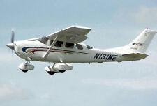 Giant 1 / Échelle 5 Cessna 206 Stationair Plans et Gabarit 89ws