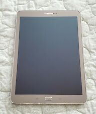 "Samsung Galaxy Tab S2 SM-T813 9.7"" 32GB WiFi Gold-EUC!"