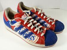 LA Clippers Adidas Shoe Size 11.5 NBA Tennis Shoe Sneaker Los Angeles