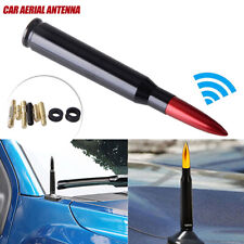 CNC Bullet AM/FM Antenna Mast Red for Dodge RAM 1500 2500 3500 2010-2019