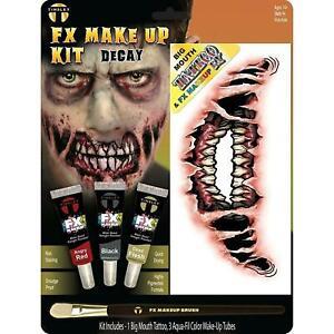 Zombie FX MAKEUP Kit
