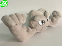 "Geodude | Isitsubute 30cm 12"" Game Anime Stuffed Animal Plush Soft Toy Poke Doll"