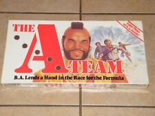 A-Team Complete Board Game Sealed Rare B.A. Baracus 1984 Parker Brothers Mr T