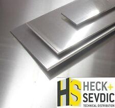 Aluminium Blech 1000x180x3mm AlMg3 Alu Alublech Zuschnitt Platte AW-5754