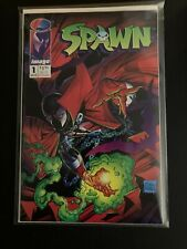 Spawn #1 Todd McFarlane Image Comics *Vf* 1992 1st Print