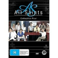 ALL SAINTS - COLLECTION 4 - SEASON 10 , 11 & 12  -DVD - UK Compatible