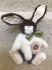 """Retired Boyd's Bears Mazie Q Lightfoot 9"""" Rabbit 1988-2000 #58300-05V"""