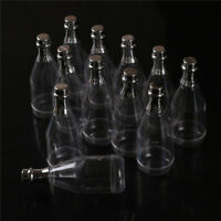 12x Clear Champagne Bottle Candy Box Wedding Party Favors Baby Shower Decor Kd