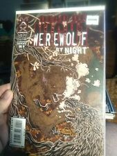 Dead of Night Featuring Werewolf By Night #4 (2009, Marvel MAX)