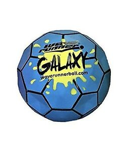 Wave Runner Galaxy Ball #1 Water Ball for Skipping and Bouncing Blue Pool/Ocean