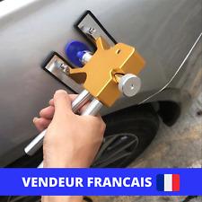 KIT Outils Débosselage carrosserie voiture - Ventouses de réparation marteau