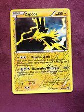 Zapdos 41/99 carte Next Destinies Rverse Holo     Pokemon   (see scan)