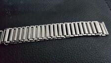 VINTAGE BAMBOO BONKLIP Cinturino Orologio da uomo. S/Acciaio, anni 1970, 16 mm,