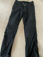 Bull- it Ladies Womens motorbike jeans COVEC size 12  with Knee Pads
