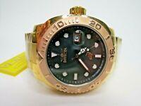 Invicta Automatic Australian Diver Men's Watch Gold NH35A 29818