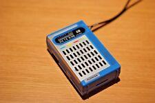 Cool Retro Floarida Pocket Radio in Blue colour, Rare, Vintage Working Condition