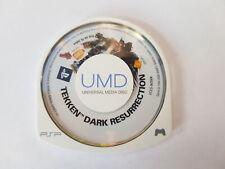 PSP Tekken Dark Resurrection - PSP
