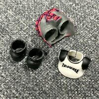 Outfit Cloth & SHOES For Lol Surprise PUNK BOY Doll Authentic Accessories TTIT