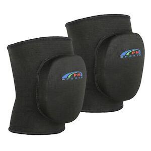 karting knee Pads for all In-door Out-door Motorsports Protector Activity Black