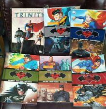6 Superman Batman Books Vengeance Torment Public Enemies Super Girl Wonder Woman