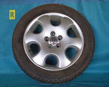 2002 2005 VW Volkswagen 16X6.5 Wheels & Continental Tires Used OEM 1C0601025H091