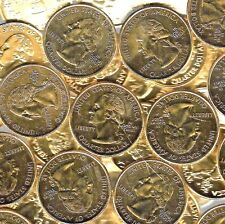 Banknote lot Old style/& New style Gold+Silver And SUM More hg Huge Mixed 17Pc