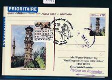 97798) AUA Olympiade So-LP Wien - Athen 13.8.2004, GA ab Türkei