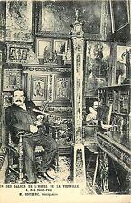 M. Couderc, Antiquaire, Un Des Salons De L'Hotel De La Vieuville, Paris, France