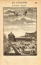LISBOA (LISBON). Ribeira Palace (destroyed in 1755 earthquake). MALLET 1683