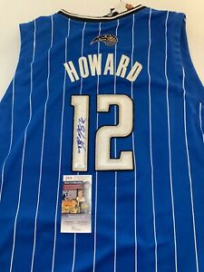 Dwight Howard Signed Jersey (JSA COA) Orlando Magic HOF ?