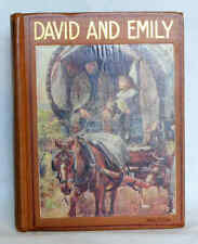 1908 DAVID AND EMILY TOLD FROM DICKENS' DAVID COPPERFIELD THOMAS NELSON AND SONS