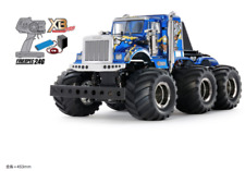TAMIYA 1/18 RC XB EXPERT BUILT KONGHEAD 6x6  painted finished 57905
