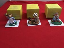Lot Of 3 The Muffy Vanderbear Nib Out Of Afri