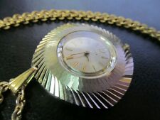 Vintage Timex Pendant Watch w/ Chain
