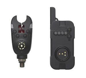 NEU Ron Thompson MC4W Bite Alarm Multicolor 6 LED Funk Bissanzeiger erweiterbar