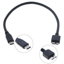 USB c to micro usb cable type c to micro b cable for hdd hard disk 3 IS