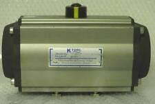 K-Torc C105SR 12 - ALUMINIUM Pneumatic Actuator - 10 BAR Max. Air Pressure
