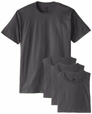 New Hanes Men's 5280 ComfortSoft 100% Cotton T-Shirt (Pack of 4) Value Pack 5250