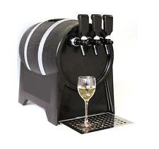 Weinkühler, Wein Durchlaufkühler, Weinfass mit 3 Zapfhähnen, Neuware...