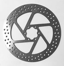 Grimeca Stainless MTB Disc Brake Rotor 180mm