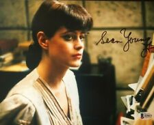 Sean Young signed autographed 8x10 Photo Blade Runner BECKETT AUTHENTICATED COA