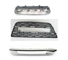 Front Right side Bumper Lateral&Chrome Grill& light for Mercedes  GL350 GL450