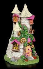 Elfen Haus - Honeysuckle Heights - Fantasy Feenhaus Garten Wohndeko Einrichtung
