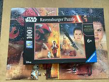 Star Wars – 'The Force Awakens' Ravensburger 100 Piece (XXL) One Piece Missing