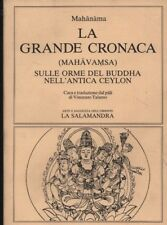 La grande cronaca. Mahanama. La Salamandra. 1983. SL2
