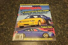 GRASSROOTS MOTORSPORTS 12-SECOND CARS FOR UNDER #2000? #3 JUNE 2001 VOL.18