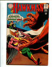 HAWKMAN #24 THE ROBOT RAIDERS FROM PLANET MIDNIGHT! (7.5) 1968