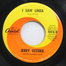 Hear! Rock & Roll 45 Jerry Guthrie - I Saw Linda / One Has My Name The Other Has