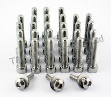 Suzuki GSF1250 Bandit Stainless Engine Covers Bolts Kit